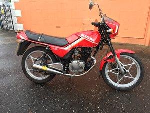 1983 Suzuki  gs125es