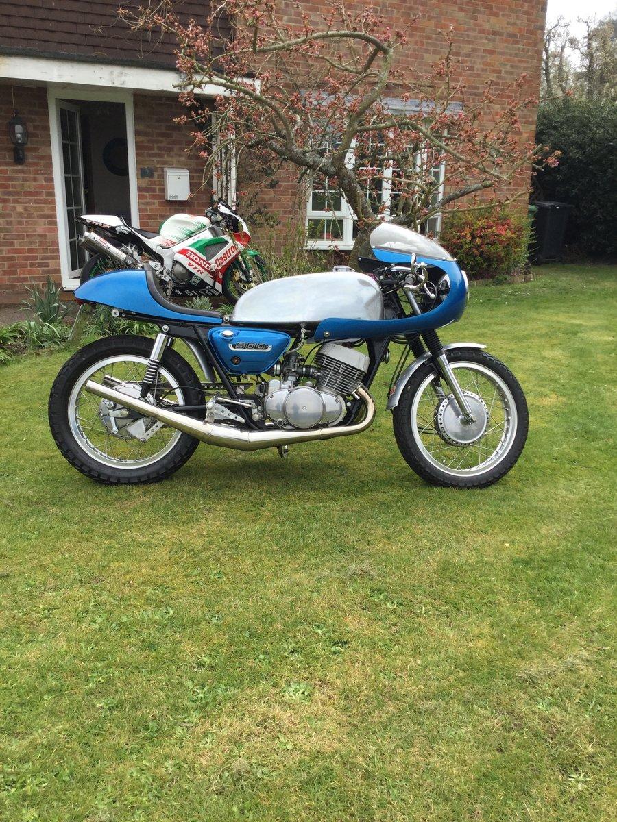 1973 Suzuki classic For Sale (picture 1 of 3)