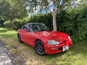 Suzuki Cappuccino 660cc Turbo - with tonneau cover