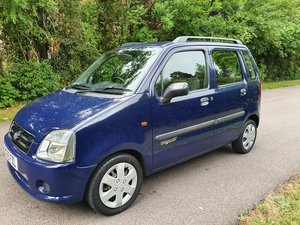 2005 Wagon R + Excllent Condition  Just Had Major Service & MOT  SOLD