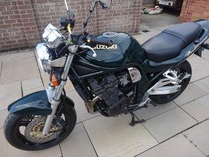 Suzuki Bandit Mk1 1200