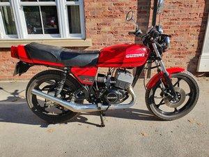 1978 Suzuki 250 X7, 249cc.