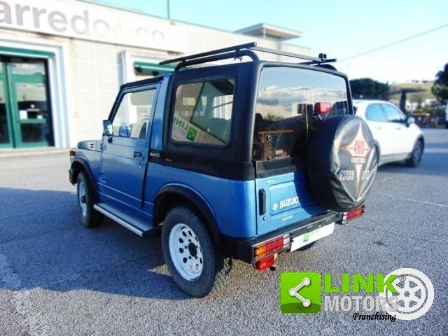 Suzuki SJ Cabriolet Sport, anno 1986, iscritta asi For Sale (picture 4 of 6)