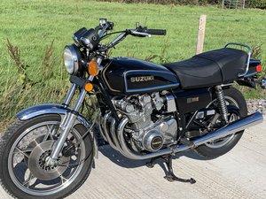 1978 Suzuki GS1000 genuine low mileage 2,500 miles SOLD