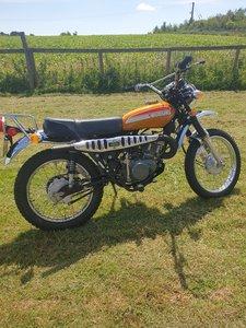 1974 Suzuki tc185