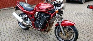 Suzuki 1200 bandit mk1