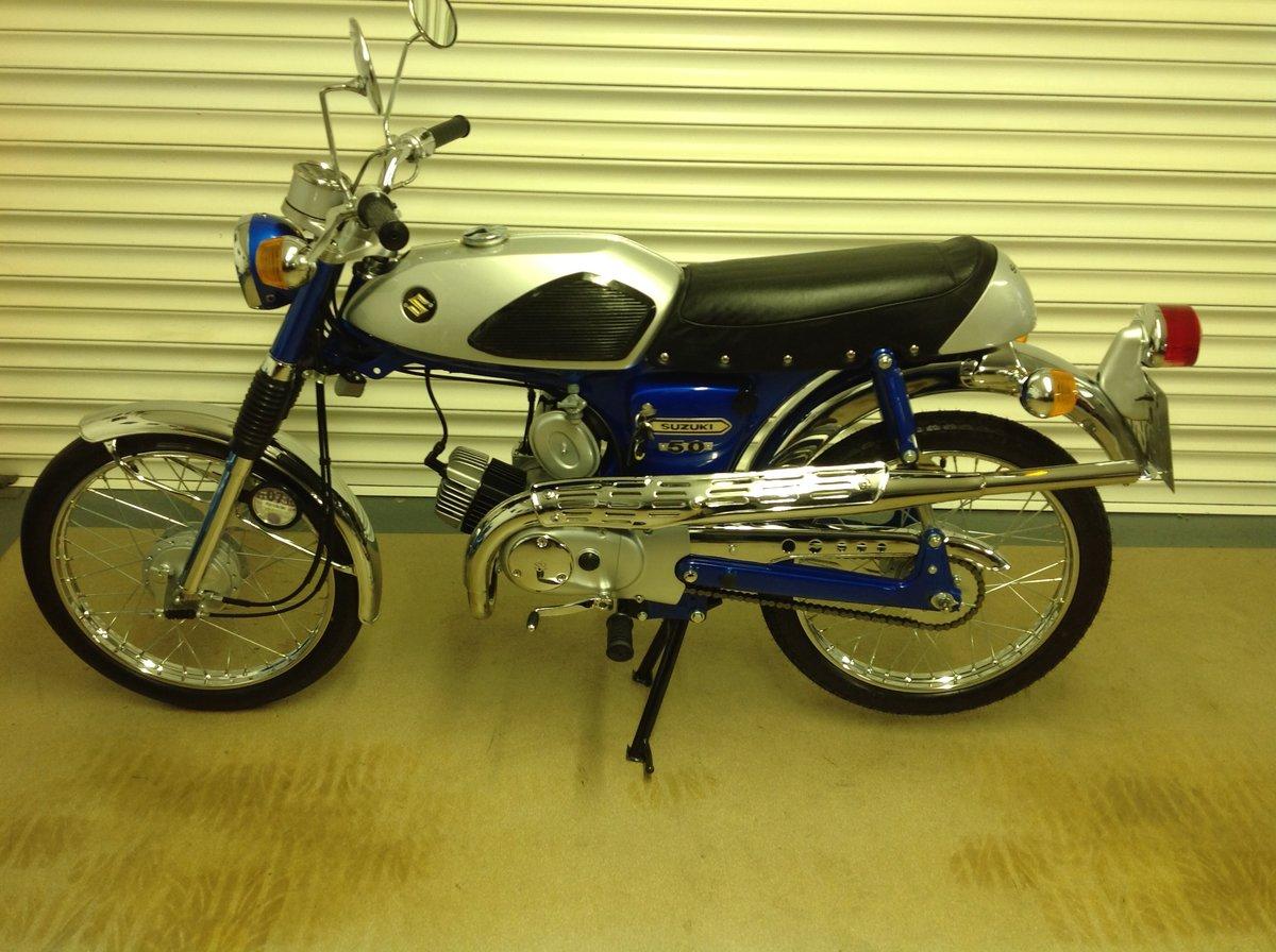 1970 Rare suzuki as 50   SOLD (picture 1 of 6)