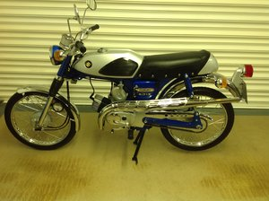 Rare suzuki as 50