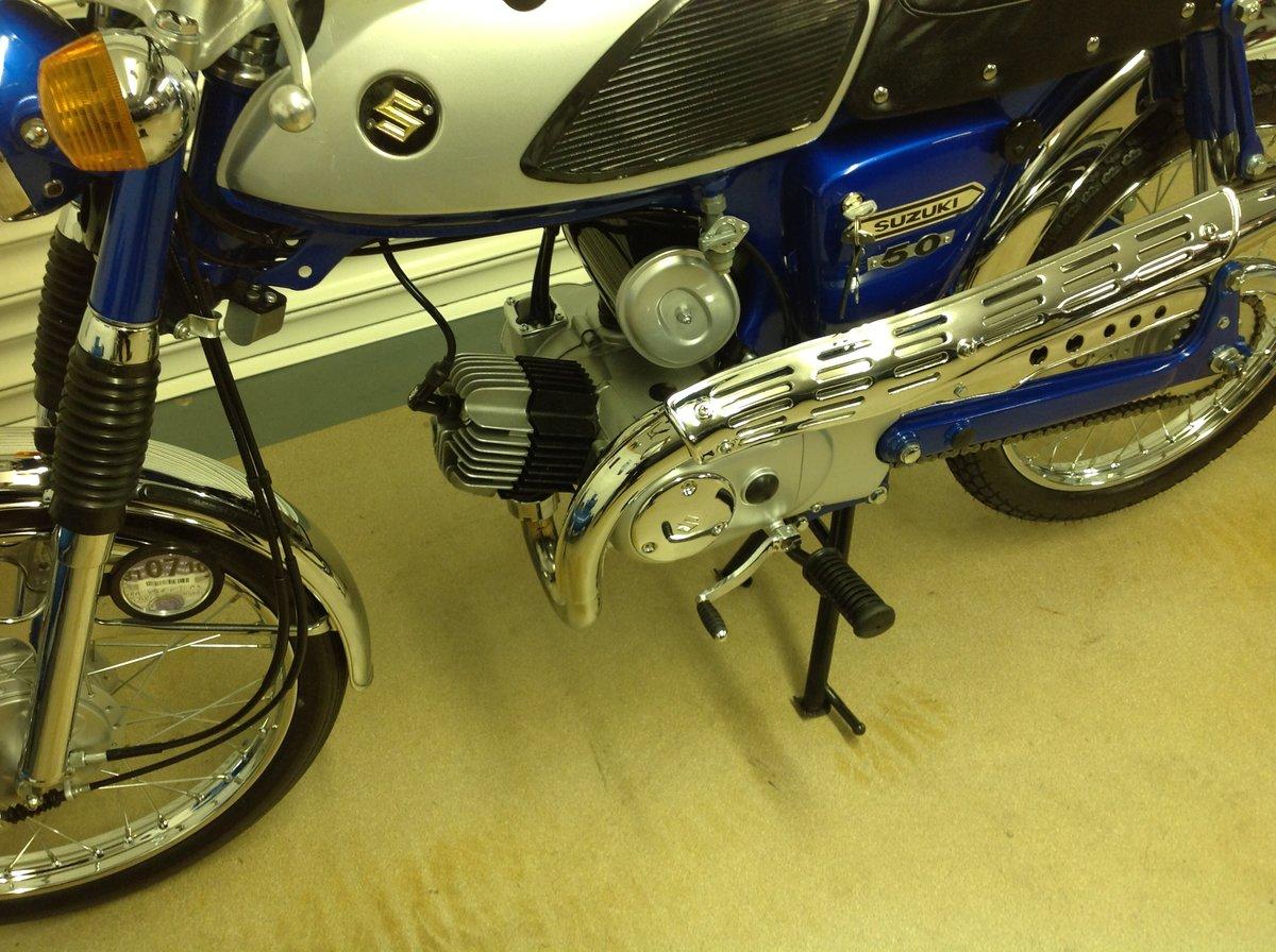 1970 Rare suzuki as 50   SOLD (picture 2 of 6)