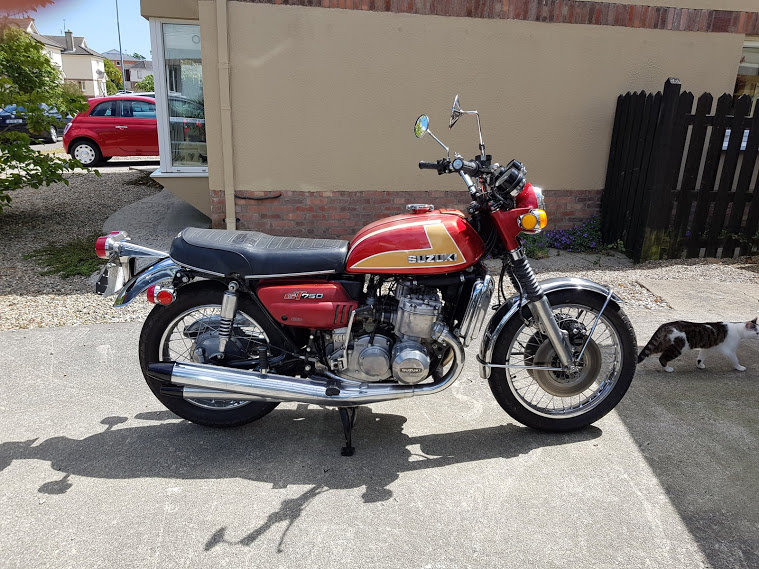 1973 GT750K SOLD (picture 1 of 4)