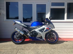 2008 GSX-R1000 Low Mileage. Woolich Racing Package