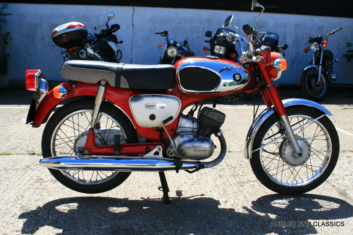 1973 SUZUKI B120 STUDENT For Sale (picture 1 of 6)