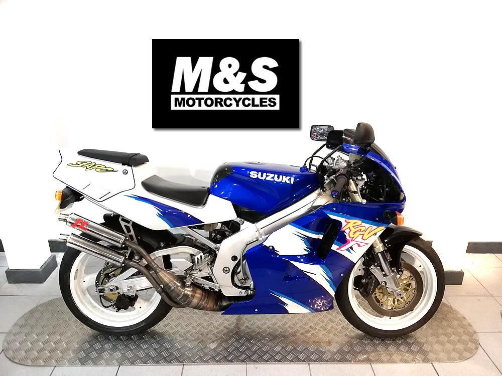1993 Suzuki RVG250 For Sale (picture 1 of 6)