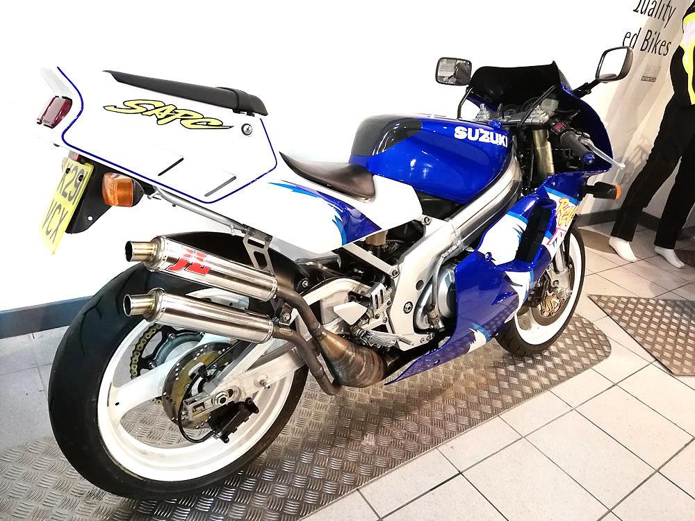 1993 Suzuki RVG250 For Sale (picture 3 of 6)