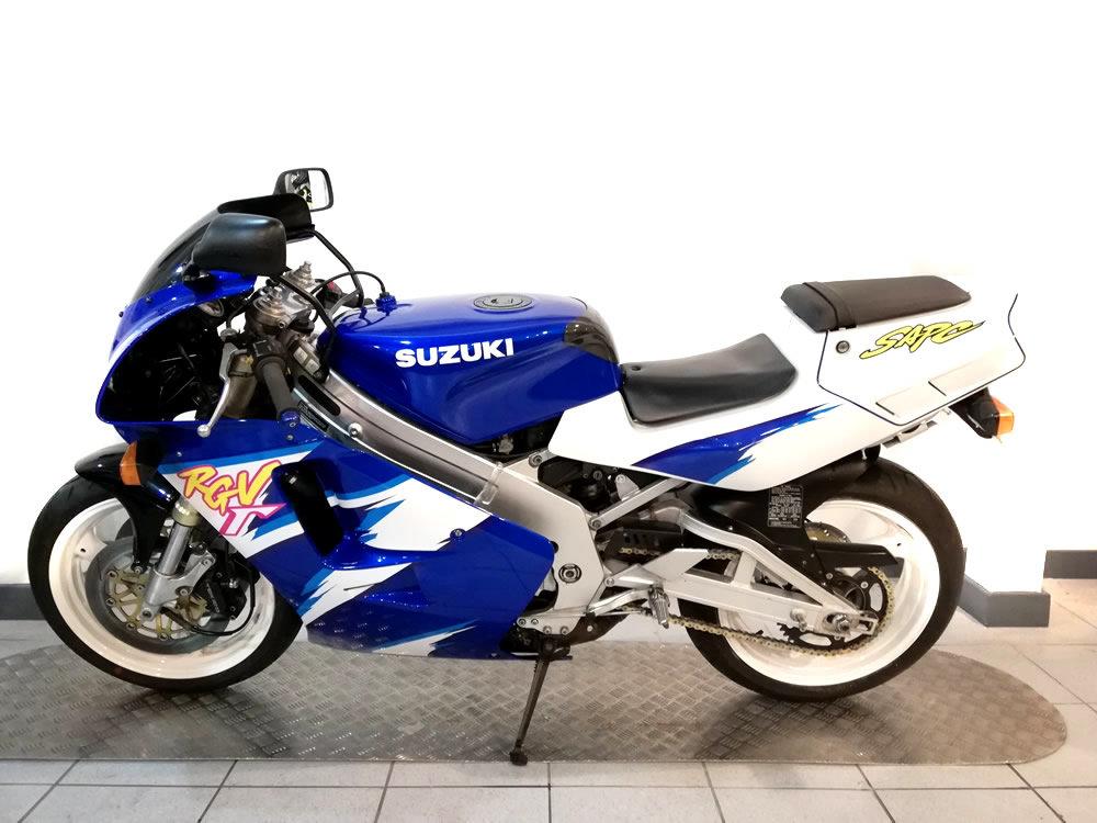 1993 Suzuki RVG250 For Sale (picture 6 of 6)