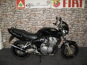 2004 54-reg Suzuki GSF600 K4 Bandit