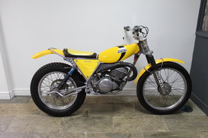 1977 Suzuki Beamish RL 250 cc Trials Bike  Lovely