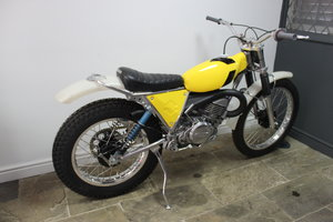 Picture of 1976  Suzuki Beamish RL 250 cc Trials Bike Popular Bike