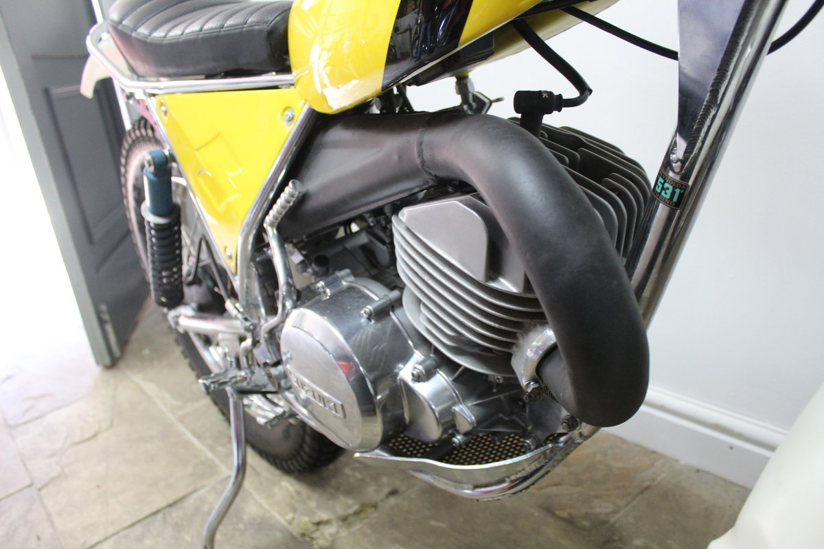 1976 Suzuki Beamish RL 250 cc Trials Bike Popular Bike For Sale (picture 2 of 6)