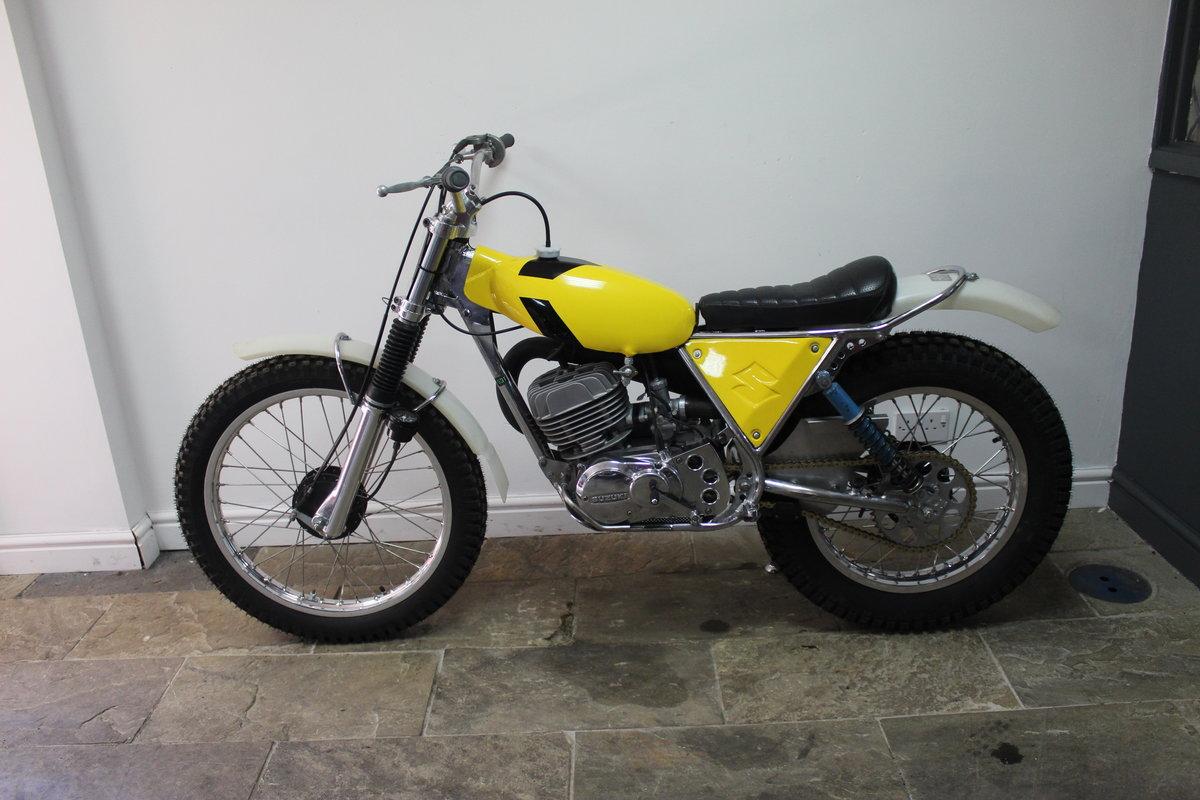 1976 Suzuki Beamish RL 250 cc Trials Bike Popular Bike For Sale (picture 6 of 6)