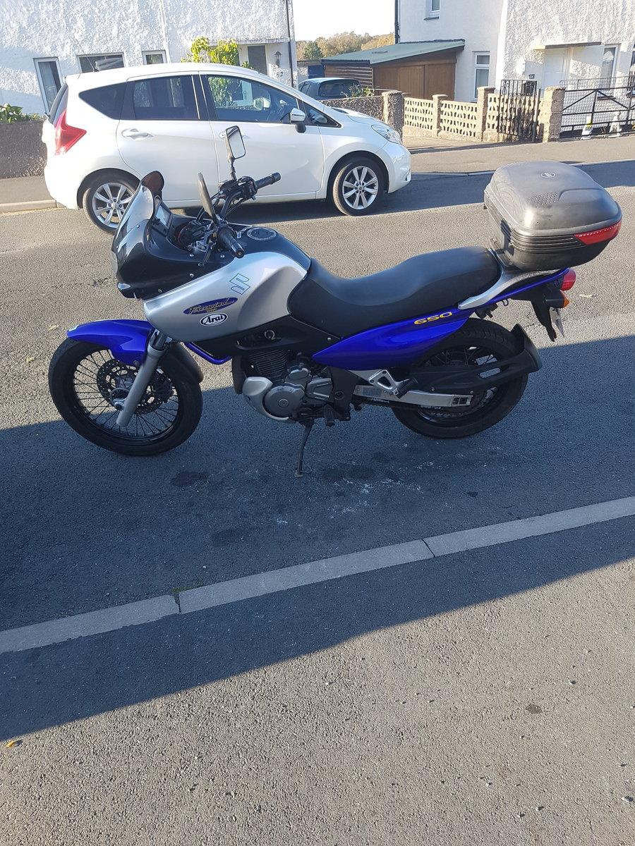 1998 Suzuki xf650v Freewind For Sale (picture 1 of 1)