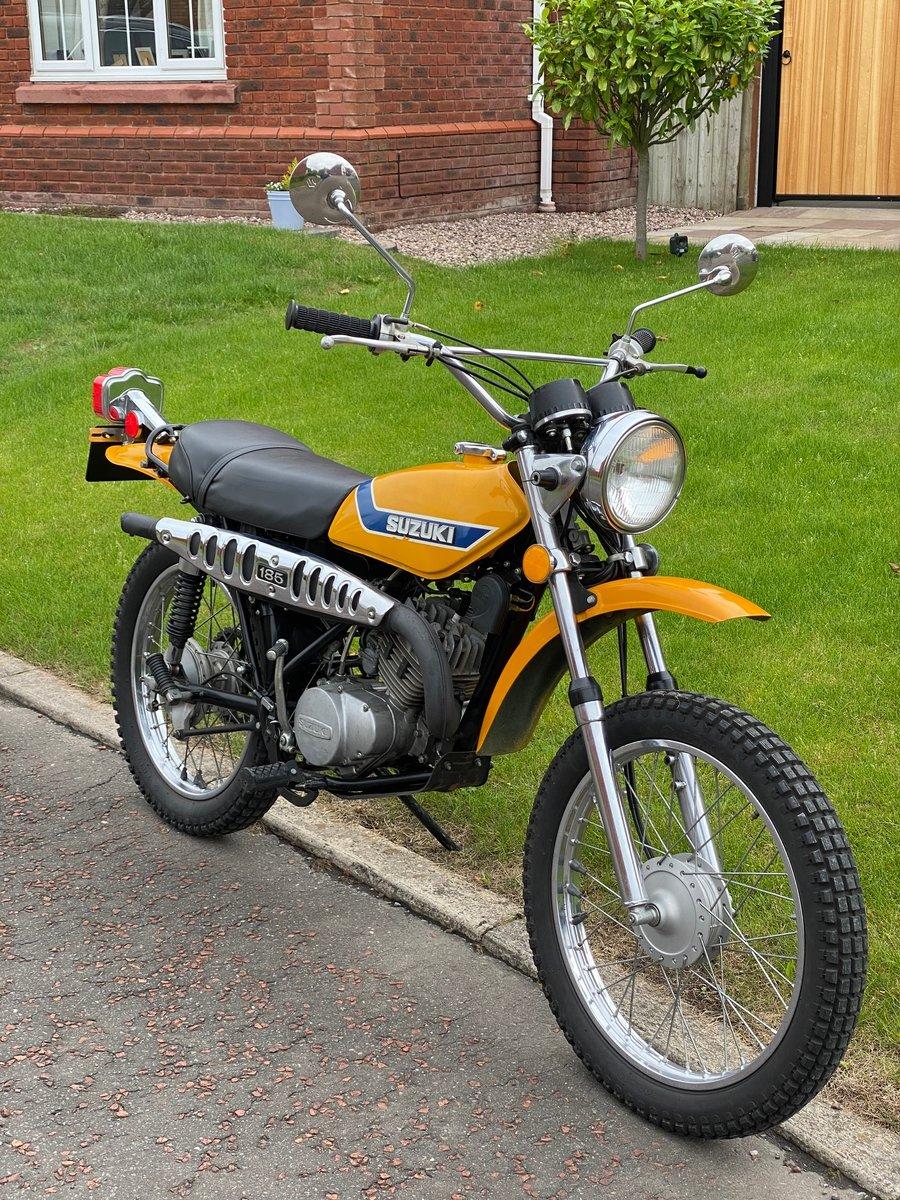 1973 SUZUKI TS-185K Sierra - Fantastic Investment Bike For Sale (picture 3 of 6)
