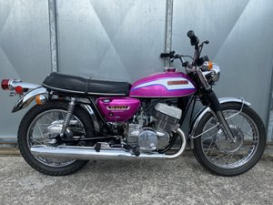 Picture of 1971 SUZUKI GT T 500 LOVLEY PROPER MINT BIKE! £7995 OFFERS PX  For Sale