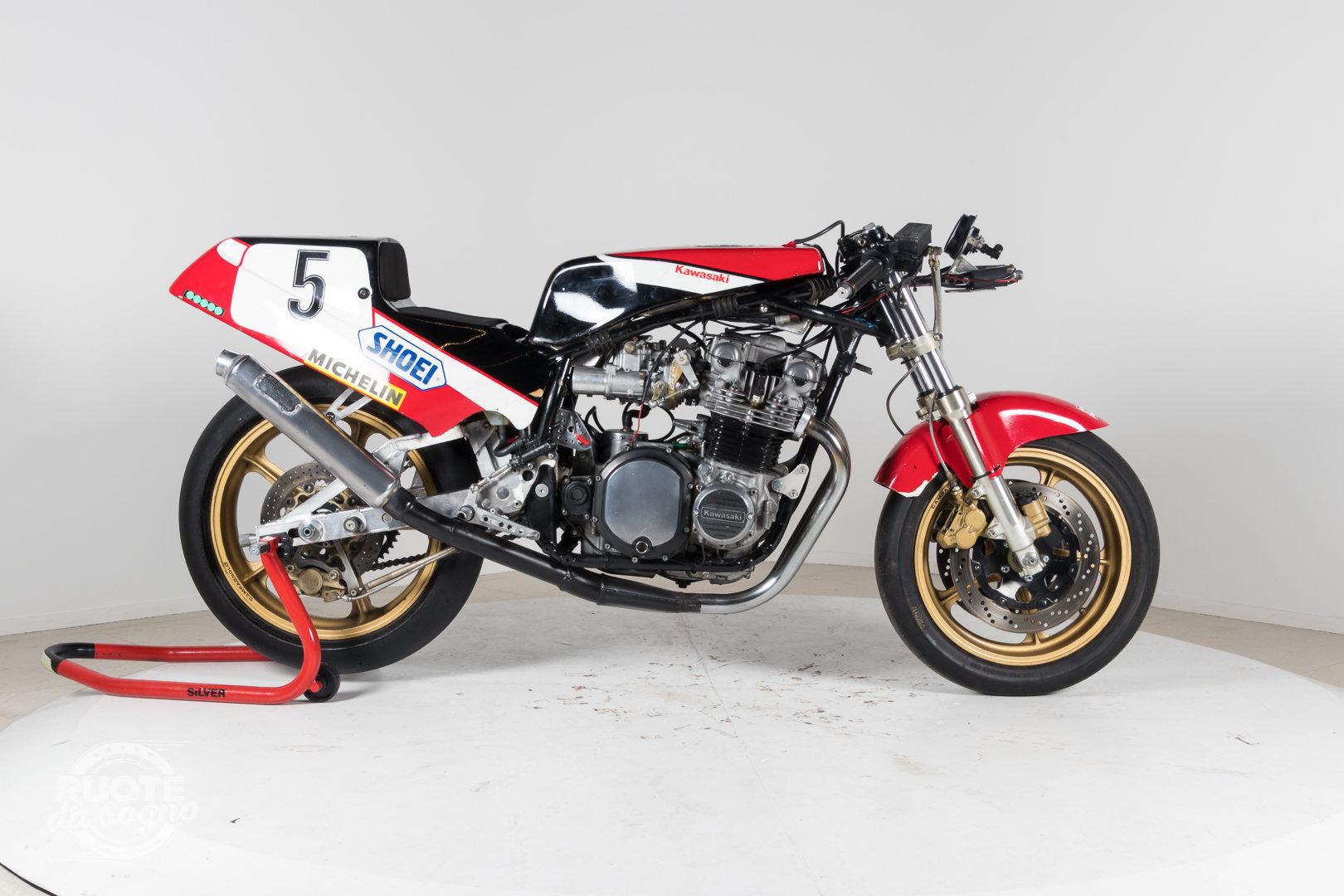 SUZUKI - XR-69 HARRIS F1 - 1984 For Sale (picture 2 of 6)