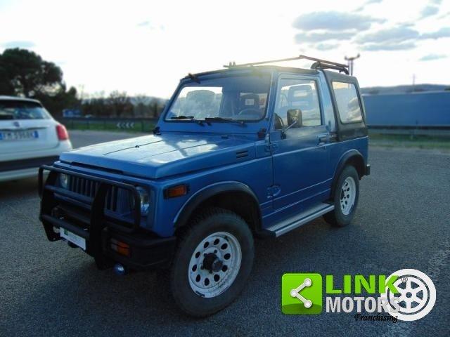 Suzuki SJ Cabriolet Sport, anno 1986, iscritta asi For Sale (picture 2 of 6)