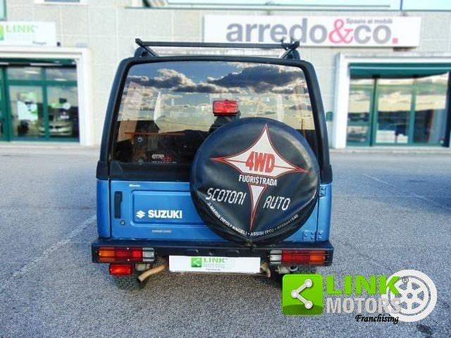 Suzuki SJ Cabriolet Sport, anno 1986, iscritta asi For Sale (picture 6 of 6)