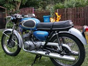 1969 Rare Suzuki t200 invader