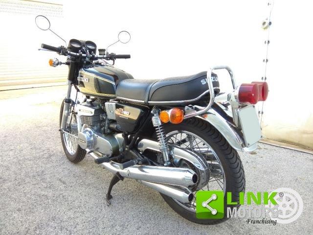 1978 Suzuki GT 380 For Sale (picture 3 of 6)