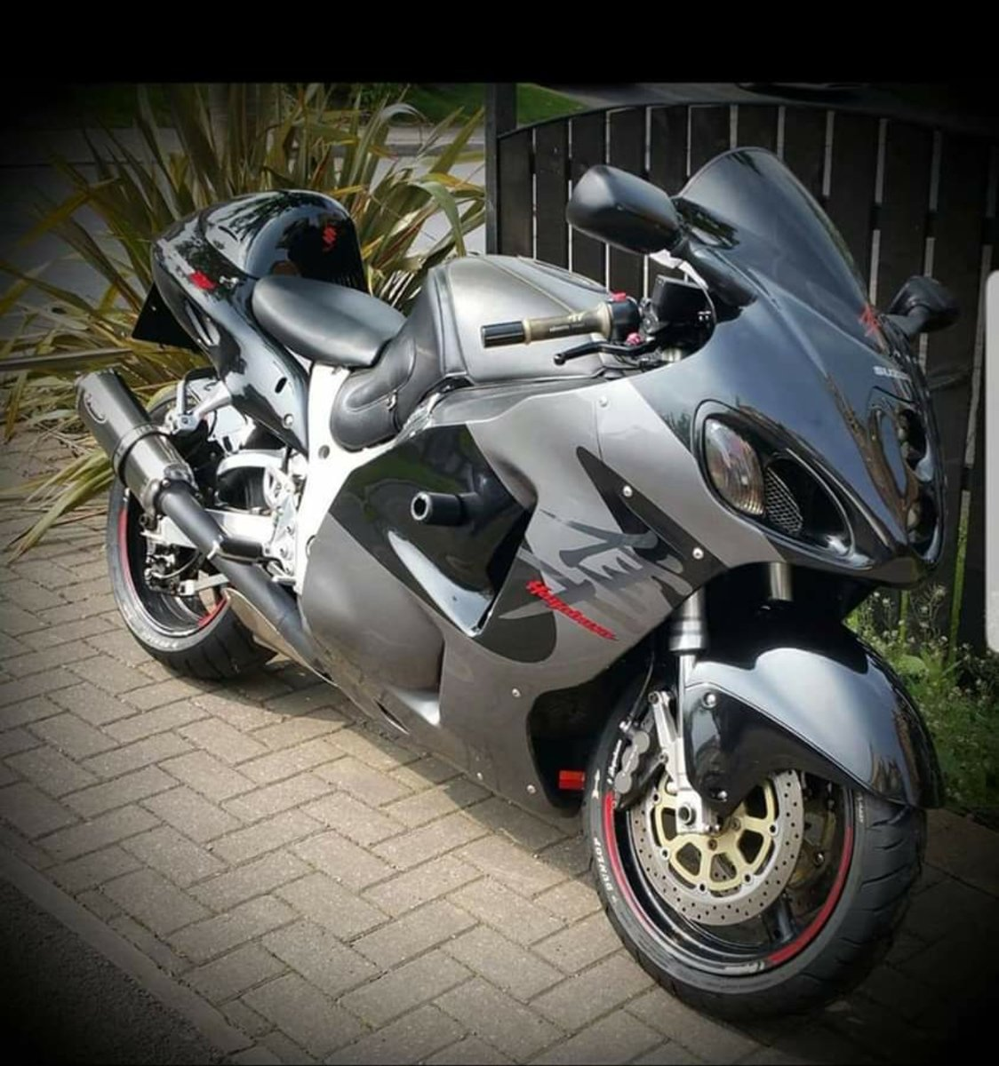2000 Hayabusa RY 1st Generation unrestricted model For Sale (picture 1 of 3)