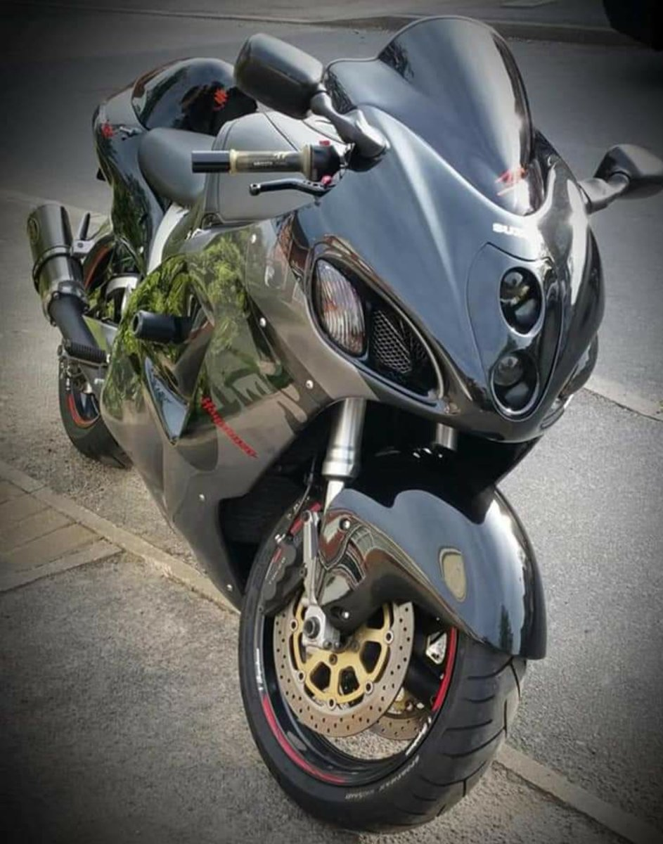 2000 Hayabusa RY 1st Generation unrestricted model For Sale (picture 2 of 3)