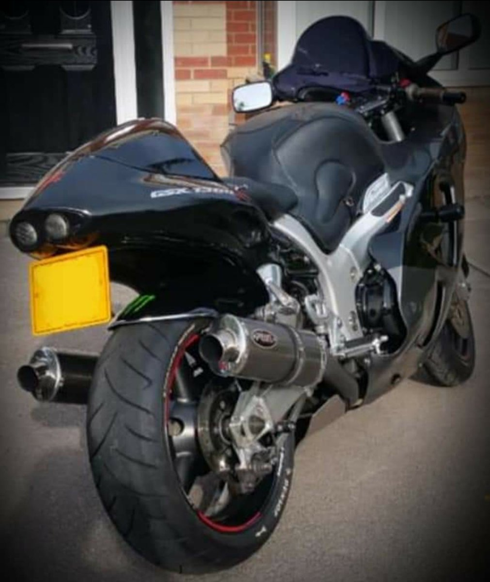 2000 Hayabusa RY 1st Generation unrestricted model For Sale (picture 3 of 3)