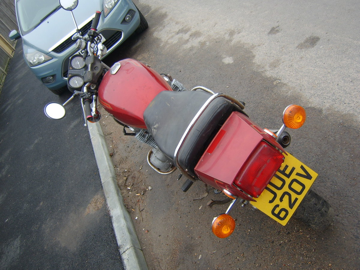 1979 Suzuki GS 850 for auction 16th - 17th July SOLD by Auction (picture 3 of 4)