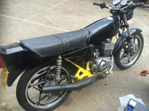 Picture of 1980 Suzuki GT200 X5 2 stroke SOLD