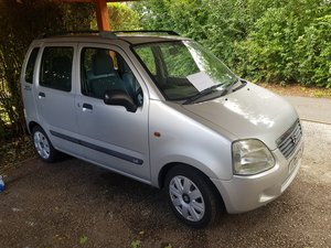 Suzuki Wagon R+ 4 owners, electric front windows
