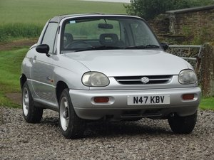 1996 Suzuki X-90 4WD For Sale by Auction