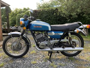 Suzuki T350 Rebel for resto
