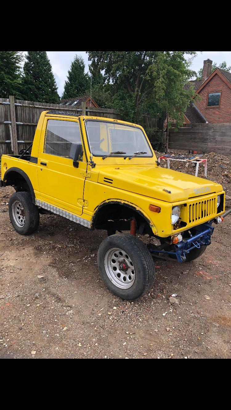 1984 Suzuki  For Sale (picture 1 of 6)