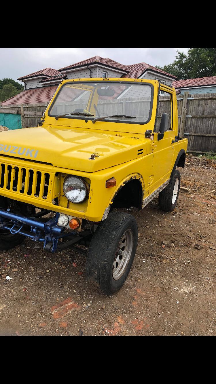 1984 Suzuki  For Sale (picture 2 of 6)