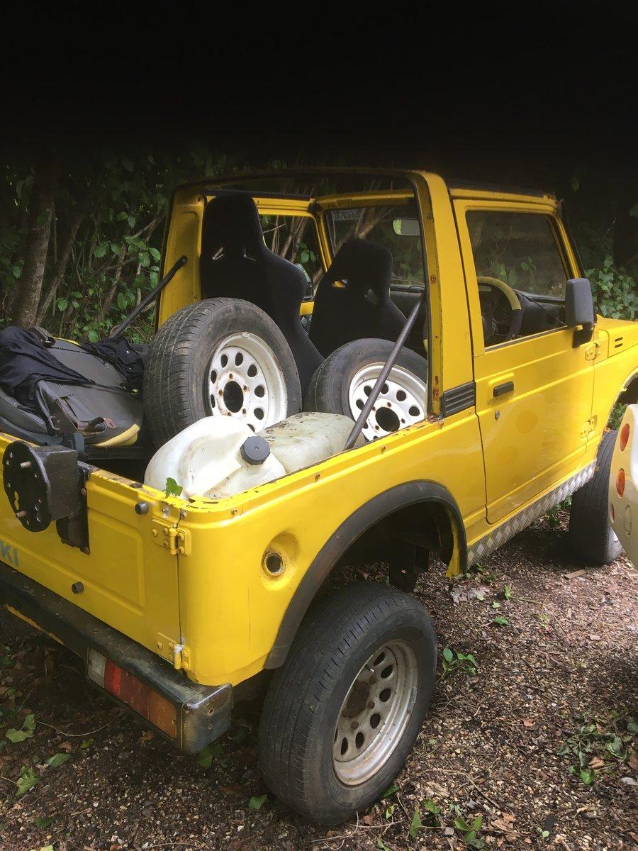 1984 Suzuki  For Sale (picture 6 of 6)