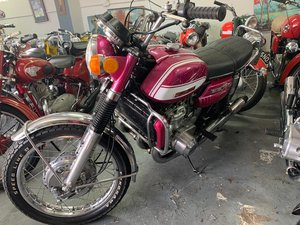 Picture of 1973 VERY RARE SUZUKI 750 GT