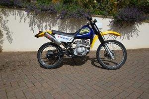 2000 Suzuki DR125 SE For Sale by Auction