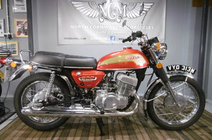 Picture of 1974 SUZUKI T500 Stunning UK Bike full restoration  For Sale