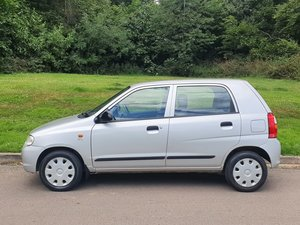 Suzuki Alto 1.1 GL.. Automatic.. Only 11,000 Miles From New