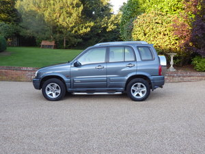 Rare Suzuki Grand Vitara 2.5 V6 FSH  54K  NOW SOLD