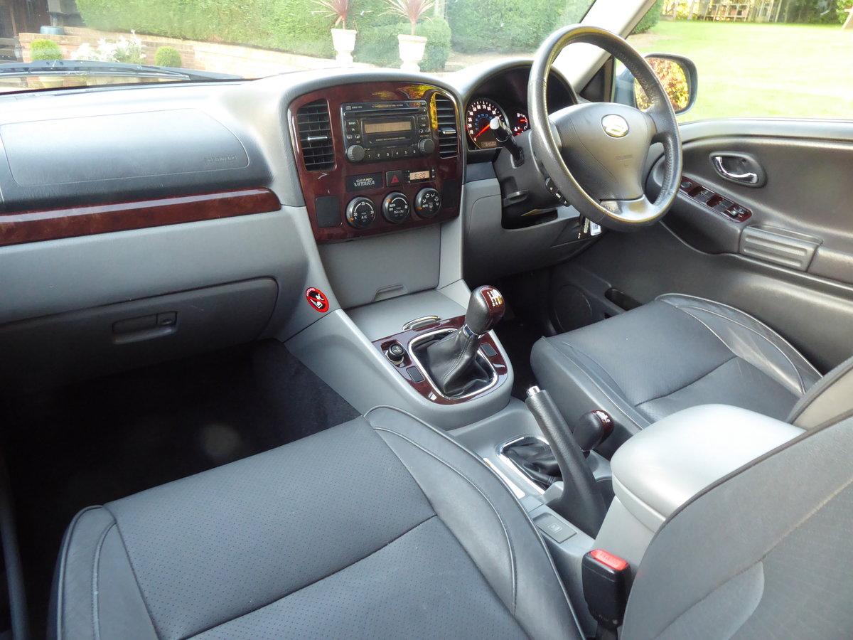 2004 Rare Suzuki Grand Vitara 2.5 V6 FSH  54K  NOW SOLD For Sale (picture 3 of 6)