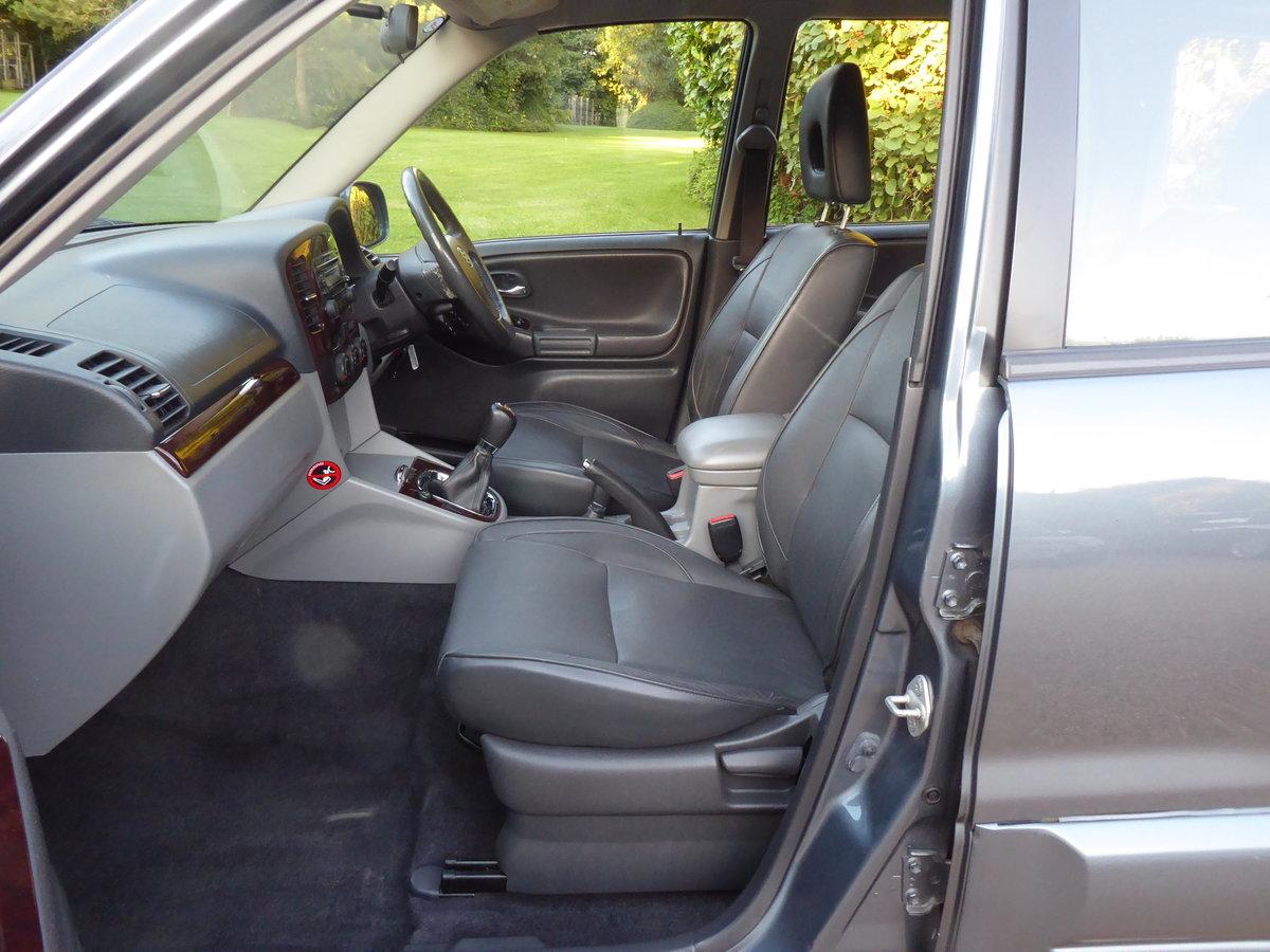 2004 Rare Suzuki Grand Vitara 2.5 V6 FSH  54K  NOW SOLD For Sale (picture 5 of 6)